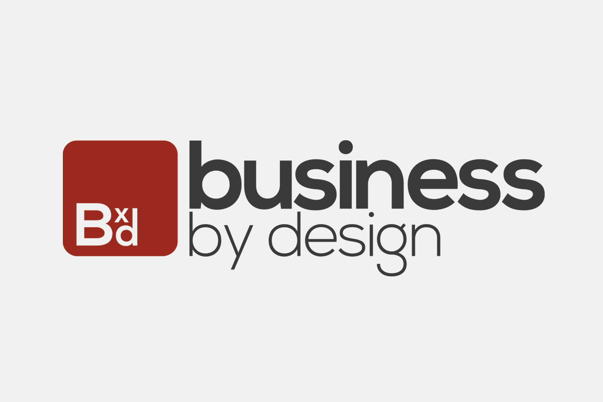 Logo design for Business by Design