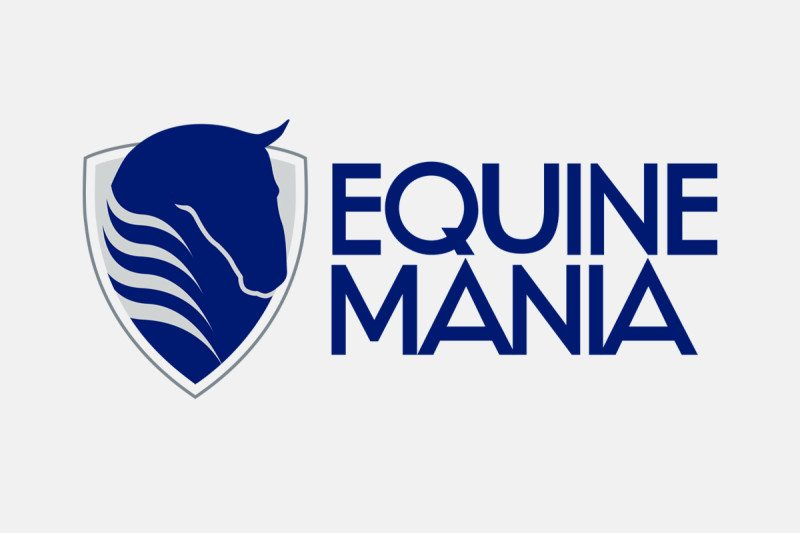Logo design for Equine Mania – Kaseberg Design