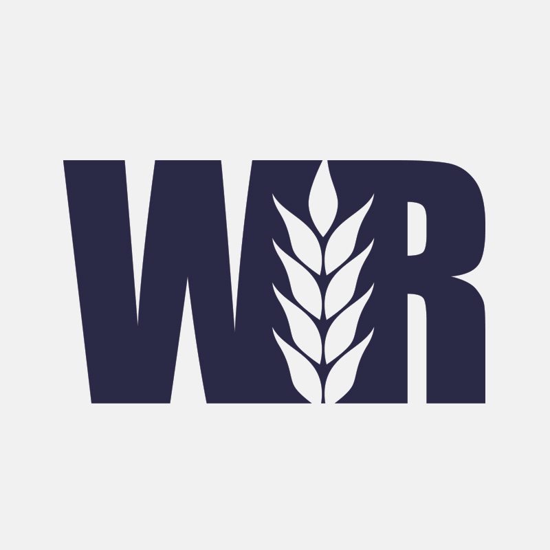 Logo design for Wheatacres Ranch.