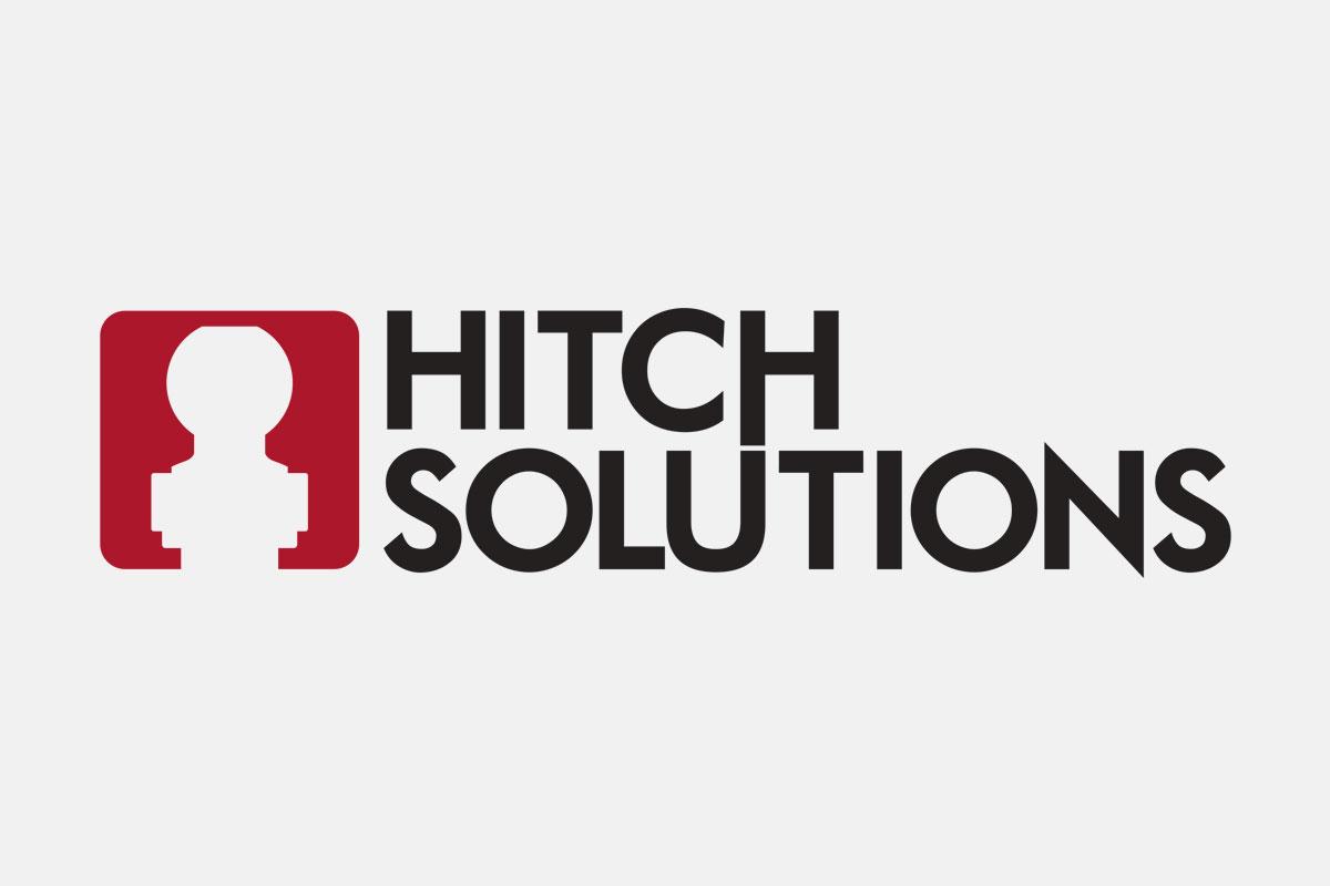 Logo: Hitch Solutions logo design by Cameron Kaseberg