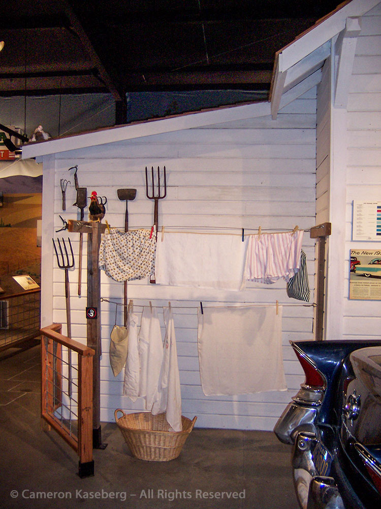 Exhibit Design: Conservation, Cultication, and Clothespins at the Sherman County Historical Museum
