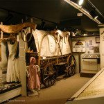 Exhibit Design: Oregon Trails, Rails, and Roads at the Sherman County Historical Museum