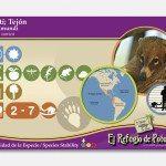 Graphic: Animal Identification signage for El Refugio de Potosi by Cameron Kaseberg