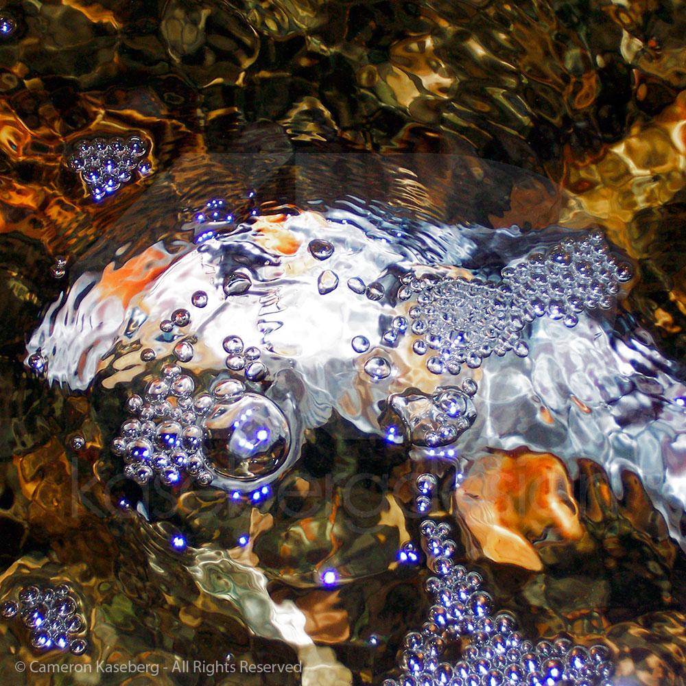 Photo: Koi Bubbles by Cameron Kaseberg