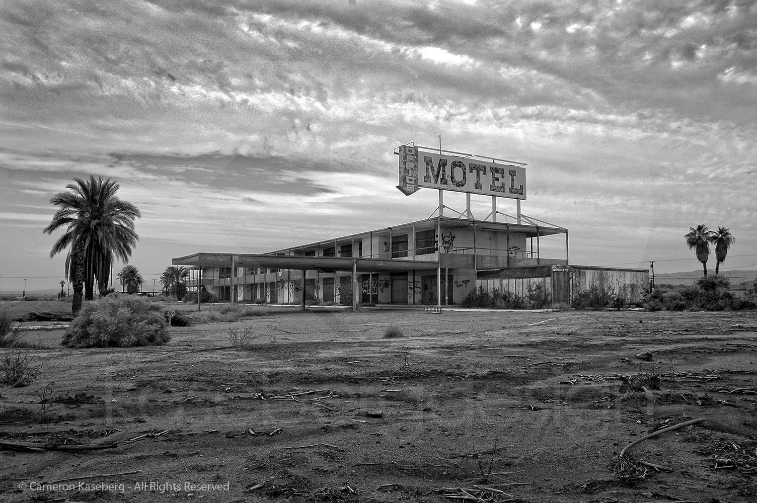 Photo: Salton Dreams by Cameron Kaseberg